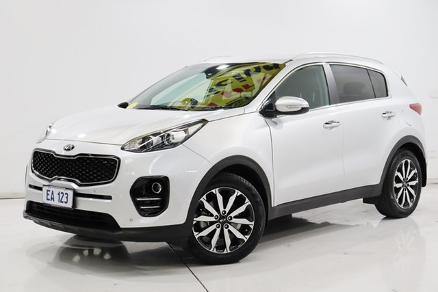 Used Kia Sportage QL MY16 SLi AWD Brooklyn, 2016 Kia Sportage QL MY16 SLi AWD Silver 6 Speed Sports Automatic Wagon