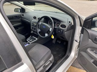 2006 Ford Focus LS CL Silver 4 Speed Sports Automatic Hatchback