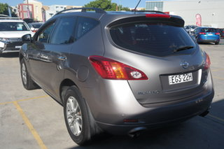 2010 Nissan Murano Z51 TI Silver 6 Speed Constant Variable Wagon