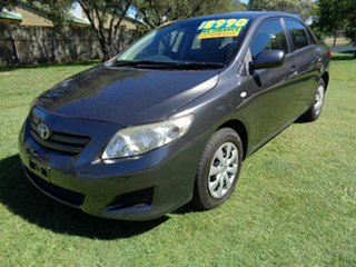 2007 Toyota Corolla ZRE152R Ascent Grey 4 Speed Automatic Sedan