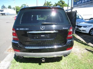 2008 Mercedes-Benz GL320 CDI 164 320 CDI Black 7 Speed Automatic G-Tronic Wagon