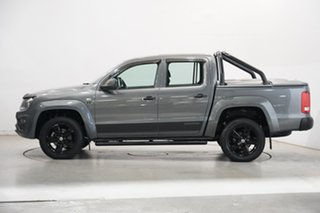 2019 Volkswagen Amarok 2H MY20 TDI550 4MOTION Perm Core Grey 8 Speed Automatic Utility.