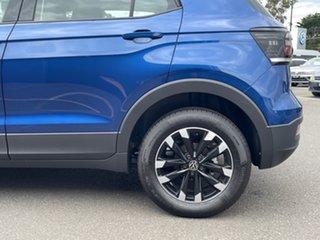 2021 Volkswagen T-Cross C1 MY21 85TSI DSG FWD Life Blue 7 Speed Sports Automatic Dual Clutch Wagon