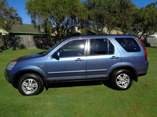 2003 Honda CR-V RD MY2003 4WD Blue 4 Speed Automatic Wagon
