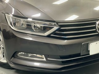 2018 Volkswagen Passat 3C (B8) MY18 132TSI DSG Comfortline Grey 7 Speed Sports Automatic Dual Clutch