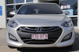 2014 Hyundai i30 GD2 MY14 SE Sleek Silver 6 Speed Sports Automatic Hatchback