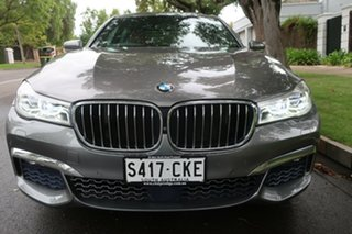 2016 BMW 7 Series G11 730d Steptronic 8 Speed Sports Automatic Sedan.