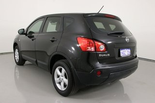 2009 Nissan Dualis J10 TI (4x4) Black 6 Speed Manual Wagon