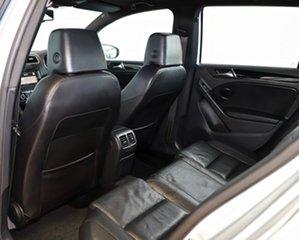 2010 Volkswagen Golf VI MY10 GTI DSG Silver 6 Speed Sports Automatic Dual Clutch Hatchback