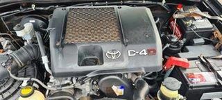 2008 Toyota Hilux KUN26R MY09 SR 4 Speed Automatic Utility.
