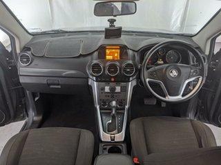 2011 Holden Captiva CG Series II 5 AWD Grey 6 Speed Sports Automatic Wagon