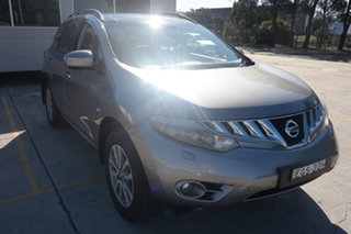 2010 Nissan Murano Z51 TI Silver 6 Speed Constant Variable Wagon.