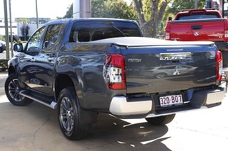 2021 Mitsubishi Triton MR MY21 GLS Double Cab Grey 6 Speed Sports Automatic Utility