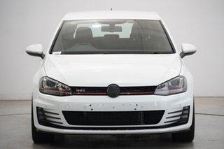 2015 Volkswagen Golf VII MY16 GTI DSG White 6 Speed Sports Automatic Dual Clutch Hatchback.