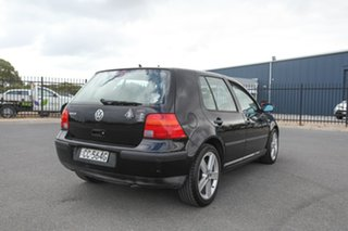 2000 Volkswagen Golf 4th Gen GL Black 5 Speed Manual Hatchback.