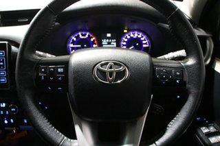 2015 Toyota Hilux GUN126R SR5 (4x4) Black 6 Speed Manual X Cab Utility