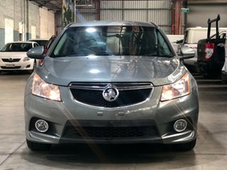 2014 Holden Cruze JH Series II MY14 SRi Grey 6 Speed Sports Automatic Sedan.