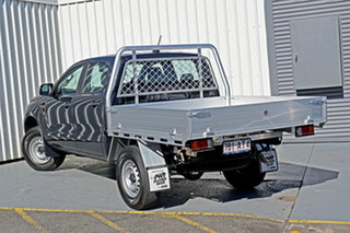 2020 Ford Ranger PX MkIII 2021.25MY XL Hi-Rider Grey 6 Speed Sports Automatic Double Cab Chassis.