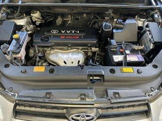2008 Toyota RAV4 ACA33R MY09 CV Silver 4 Speed Automatic Wagon