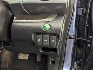 2013 Honda CR-V RM VTi-L 4WD Blue 5 Speed Automatic Wagon