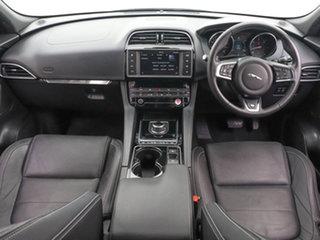 2016 Jaguar F-PACE MY17 30d R-Sport AWD Rhodium Silver 8 Speed Automatic Wagon