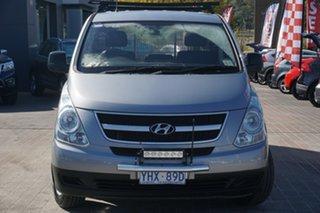 2011 Hyundai iLOAD TQ-V MY11 Grey 5 Speed Manual Van.