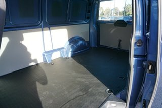 2016 Volkswagen Transporter T6 MY16 TDI400 LWB Acapulco Blue 6 Speed Manual Van