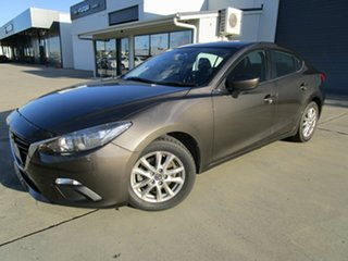 2014 Mazda 3 BM5278 Maxx SKYACTIV-Drive Grey 6 Speed Sports Automatic Sedan.