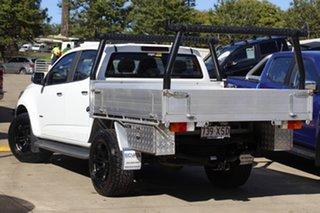 2016 Holden Colorado RG MY17 LTZ Pickup Crew Cab White 6 Speed Manual Utility.