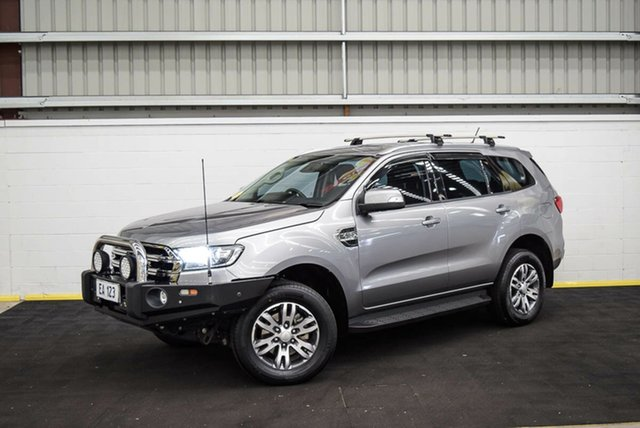 Used Ford Everest UA Trend Canning Vale, 2017 Ford Everest UA Trend Silver 6 Speed Sports Automatic SUV