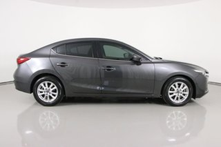 2016 Mazda 3 BN MY17 Maxx Grey 6 Speed Automatic Sedan