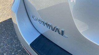 2015 Kia Carnival YP MY16 SI Bright Silver 6 Speed Sports Automatic Wagon