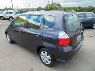 2006 Honda Jazz Purple 5 Speed Manual Hatchback