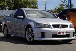 2009 Holden Ute VE MY10 SV6 Silver 6 Speed Sports Automatic Utility.