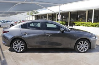 2020 Mazda 3 BP2S7A G20 SKYACTIV-Drive Evolve Grey 6 Speed Sports Automatic Sedan.