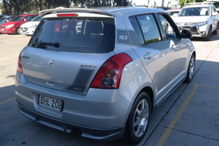 2008 Suzuki Swift RS415 Z Series Silver 4 Speed Automatic Hatchback