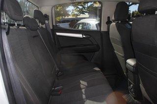 2016 Holden Colorado RG MY17 LTZ Pickup Crew Cab White 6 Speed Manual Utility