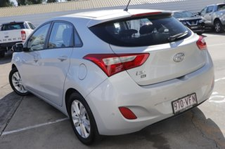 2014 Hyundai i30 GD2 MY14 SE Sleek Silver 6 Speed Sports Automatic Hatchback.