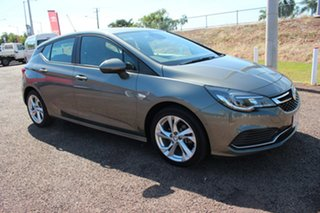 2017 Holden Astra BK MY18 RS Grey 6 Speed Manual Hatchback.