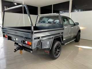 2018 Ford Ranger PX MkII 2018.00MY XLT Double Cab Grey 6 Speed Sports Automatic Utility.