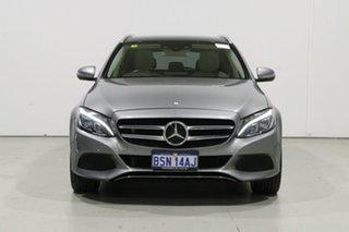 2015 Mercedes-Benz C250 205 BlueTEC Grey 7 Speed Automatic Wagon.