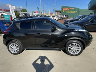 2015 Nissan Juke F15 Series 2 ST (FWD) Black Continuous Variable Wagon