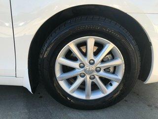 2011 Toyota Aurion GSV40R MY10 Prodigy White 6 Speed Sports Automatic Sedan