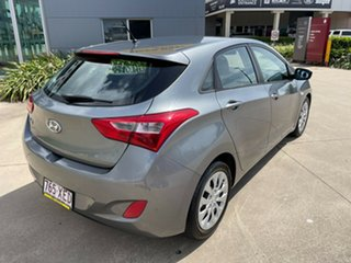 2016 Hyundai i30 GD4 Series II MY17 Active Grey/260417 6 Speed Sports Automatic Hatchback.