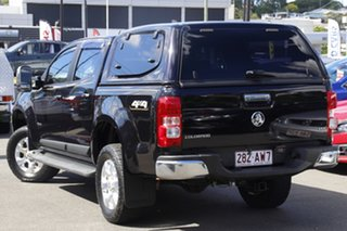 2012 Holden Colorado RG MY13 LTZ Crew Cab 4x2 Black 6 Speed Sports Automatic Utility.