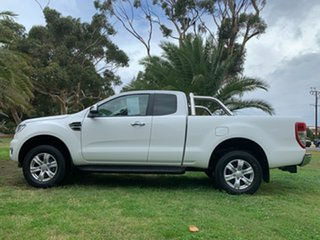 2019 Ford Ranger PX MkIII 2019.00MY XLT Arctic White 10 Speed Sports Automatic Super Cab Pick Up