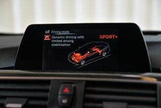 2016 BMW 3 Series F30 LCI 318i Sport Line Blue 8 Speed Sports Automatic Sedan