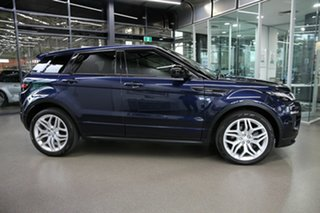 2016 Land Rover Range Rover Evoque L538 MY17 HSE Dynamic Blue 9 Speed Sports Automatic Wagon