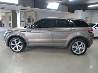 2015 Land Rover Range Rover Evoque L538 MY15 Dynamic Bronze 9 Speed Sports Automatic Wagon
