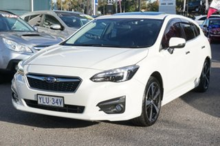 2017 Subaru Impreza G5 MY17 2.0i-S CVT AWD White 7 Speed Constant Variable Hatchback